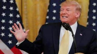US Firms 'Hereby Ordered' to Quit China, says President Donald Trump