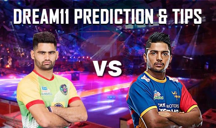Pro Kabaddi League 2019, PAT vs UP Dream XI Predictions, Today Match Predictions, Today Match Dream11 Tips, Patna Pirates vs U.P. Yoddha, Patna Pirates vs U.P. Yoddha Today's Match Playing xi, Today Match Playing xi, PAT playing 7, UP playing 7, dream 11 guru tips, Dream XI Predictions for today's match, Pro Kabaddi PAT vs UP Match Predictions, online Kabaddi betting tips, Kabaddi tips online, dream 11 team, my team 11, dream11 tips, Pro Kabaddi League 2019 Dream11 Prediction, Kabaddi Tips And Predictions - PKL 2019
