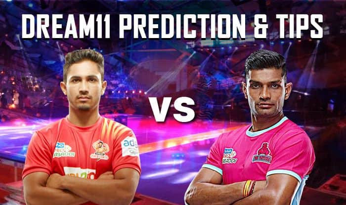 Dream11 Team Predictions Pro Kabaddi League 2019, GUJ vs JAI Dream XI Predictions, Today Match Predictions, Today Match Tips, Gujarat Fortunegiants vs Jaipur Pink Panthers, Gujarat Fortunegiants vs Jaipur Pink Panthers Today's Match Playing xi, Today Match Playing xi, GUJ playing 7, JAI playing 7, Dream11 guru tips, Dream11 Predictions for today's match, Pro Kabaddi GUJ vs JAI Match Predictions, online Kabaddi betting tips, Kabaddi tips online, dream 11 team, myteam11, dream11 tips, Pro Kabaddi League 2019 Dream11 Prediction, Kabaddi Tips And Predictions - Pro Kabaddi, Online Kabaddi Tips - PKL 2019