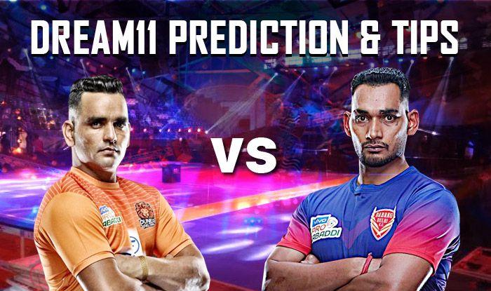 Pro Kabaddi League 2019, PUN vs DEL Dream XI Predictions, Today Match Predictions, Today Match Tips, Puneri Paltan vs Dabang Delhi K.C., Puneri Paltan vs Dabang Delhi K.C. Today's Match Playing xi, Today Match Playing xi, PUN playing 7, DEL playing 7, dream 11 guru tips, Dream XI Predictions for today's match, Pro Kabaddi PUN vs DEL Match Predictions, online Kabaddi betting tips, Kabaddi tips online, dream 11 team, my team 11, dream11 tips, Pro Kabaddi League 2019 Dream11 Prediction, Kabaddi Tips And Predictions - Pro Kabaddi, Online Kabaddi Tips - PKL 2019.