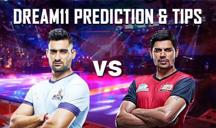 Dream11 Team Predictions Pro Kabaddi League 2019, TAM vs BLR Dream XI Predictions, Today Match Predictions, Today Match Tips, Tamil Thalaivas vs Bengaluru Bulls, Tamil Thalaivas vs Bengaluru Bulls Today's Match Playing xi, Today Match Playing xi, TAM playing 7, BLR playing 7, dream 11 guru tips, Dream XI Predictions for today's match, Pro Kabaddi TAM vs BLR Match Predictions, online Kabaddi betting tips, Kabaddi tips online, dream 11 team, myteam11, dream11 tips, Pro Kabaddi League 2019 Dream11 Prediction, Kabaddi Tips And Predictions - Pro Kabaddi, Online Kabaddi Tips - PKL 2019