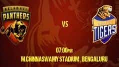 Belagavi Panthers vs Hubli Tigers Dream11 Team Prediction And Tips