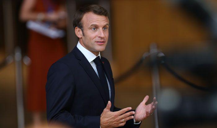 Emmanuel Macron, Jair Bolsonaro, Facebook post, France, Brazil, Amazon wildfires