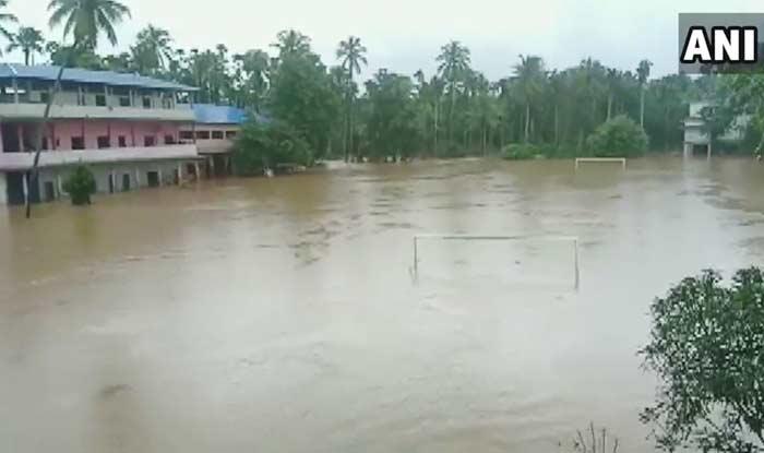 Flood Fury: Death Toll Mounts to 72 in Kerala; Amit Shah Conducts Aerial Survey in Karnataka, Maharashtra