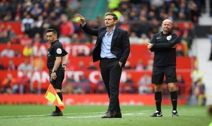 Chelsea, Chelsea FC Manager Frank Lampard, Frank Lampard, Football News, UEFA Super Cup, Chelsea vs Liverpool, Frank Lampard Chelsea Manager, Super Cup