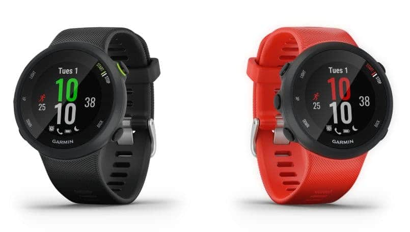 Garmin Forerunner 45 smartwatch with built-in GPS, Coach 2.0 launched in India for Rs 19,990