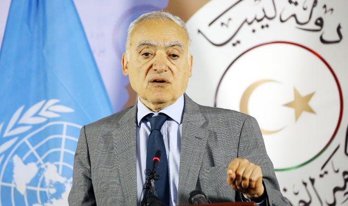 Ghassan Salame, Tripoli, World Health Organisation, United Nations Support Mission