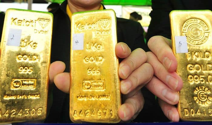 Gold prices, Silver prices, Bullion market, Gold coin