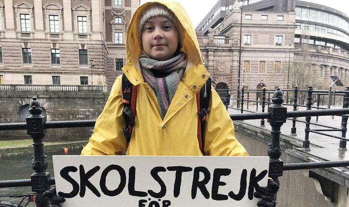 Greta Thunberg, United Nations, Environmental activist, 17 UN Sustainable Development Goals