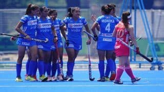 Hockey: Gurjit Kaur's Brace Guides Indian Eves to 2-1 Win Over Japan in Olympic Test Event