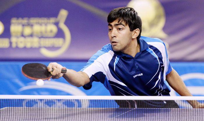 Harmeet Desai, Arjuna Award, Table Tennis Championships, Thiruvananthapuram
