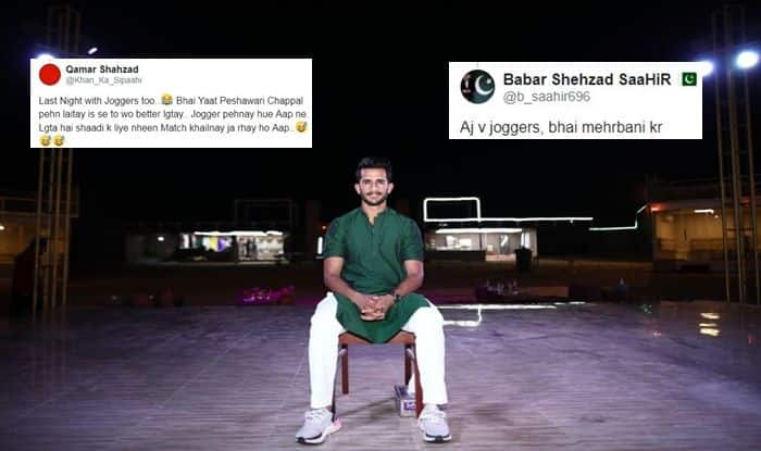 Hassan Ali, Hassan Ali trolled, Hassan Ali last night as bachelor picture, Hassan Ali wedding, Pakistan cricketer Hassan Ali married Indian girl Shamia Arzoo, Who is Shamia Arzoo, Hassan Ali wedding pictures, Pakistan Cricket Board, Pakistan pacer Hassan Ali, Shamia Arzoo, Shadab Khan