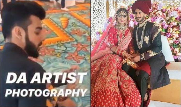 Hassan Ali, Hassan Ali wedding, Pakistan cricketer Hassan Ali married Indian girl Shamia Arzoo, Who is Shamia Arzoo, Hassan Ali wedding pictures, Pakistan Cricket Board, Pakistan pacer Hassan Ali, Shamia Arzoo, Shadab Khan