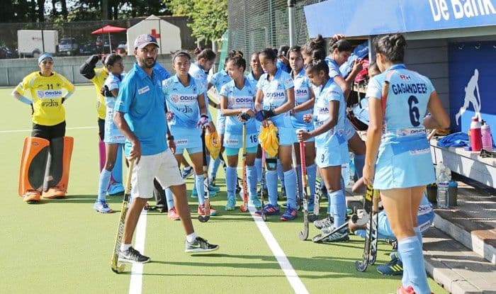 Hockey India, Junior women's national coaching camp, Baljit Singh Saini