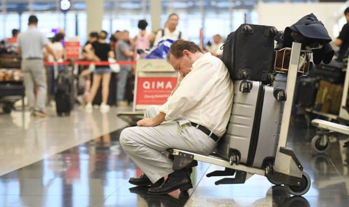 Hong Kong International Airport, Flights resume, China, Extradition bill