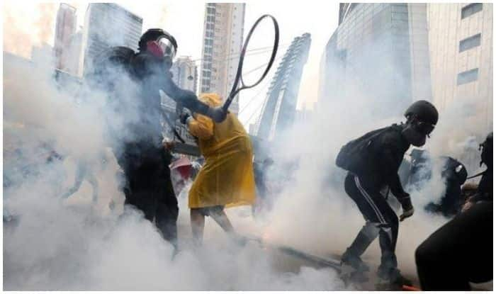 Hong Kong Protest: Violent Clashes Erupt During 5th Anniversary Rally of Umbrella Movement