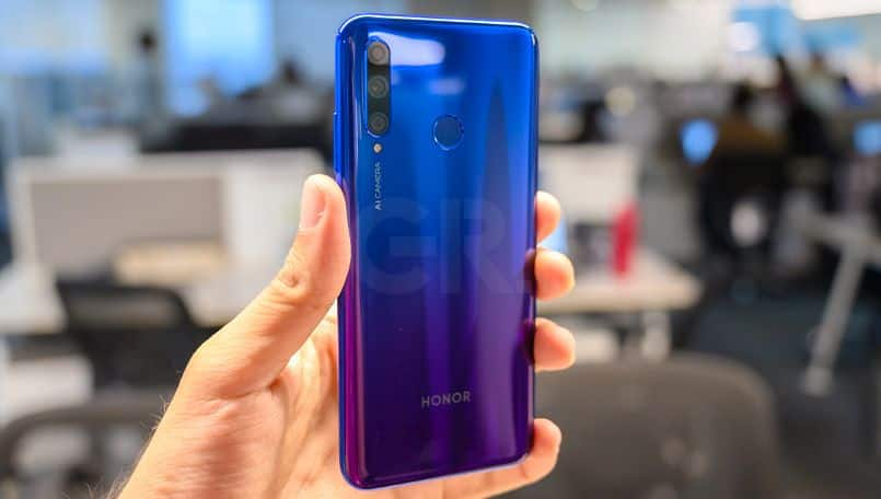 Honor 20i, Honor 10 Lite and Honor 8X getting discount on Flipkart and Amazon India