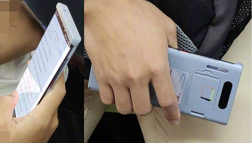 Huawei Mate 30 Pro spotted in the subway for the third time; waterfall screen and more