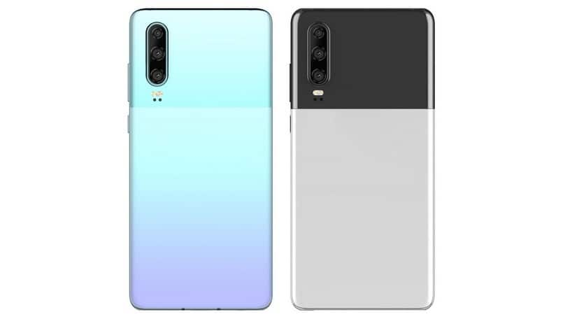 Huawei P30 with a new dual-color finish may launch at IFA 2019