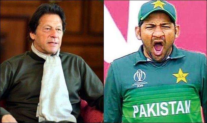 Pakistan PM Imran Khan, Imran Khan, Pak PM, Pakistan PM Imran Khan Takes a dig at Sarfaraz Ahmed, India vs Pakistan, World Cup 2019, India beat Pakistan, Sarfaraz Ahmed chose to bowl first, Ind vs Pak, Cricket News