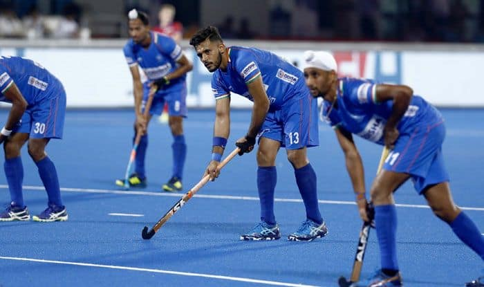 Hockey: Indian Men Thrash Japan to Enter Olympic Test Event Final