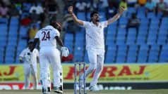 1st Test: Ishant's Five-For Puts India in Command vs West Indies on Day 2 in Antigua