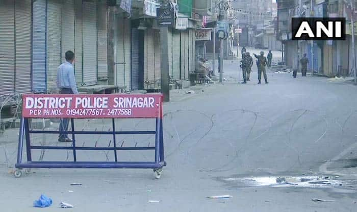 Security Beefed up in J&K Ahead of Independence Day, Chidambaram Slams Guv Over Invite to Rahul