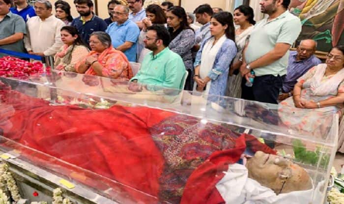 Arun Jaitley Passes Away: Haryana to Observe 2-Day State Mourning, Last Rites to be Held on Sunday | Updates
