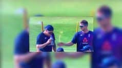 WATCH: Roy SPITS in Water Bottle Before Giving it to Joe Denly