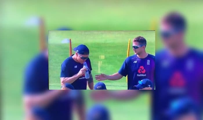 Ashes 2019, Jason Roy Spits in Water Bottle, English opener Jason Roy, Jason Roy career, Jason Roy runs, Jason Roy records, Cricket News, Ashes 19, 3rd Ashes Test, England vs Australia, Eng vs Aus, England Cricket Team, Joe Denly