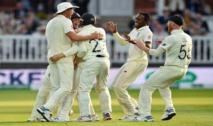 Ashes 2019, Ashes 2nd Test Report, Jofra Archer, Steve Smith, Ben Stokes, Lord's Test, ENG vs AUS 2nd Test, England vs Australia Test Report, Joe Root, Tim Paine, Test Match Report, Jack Leach, Cricket News
