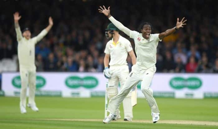 Ashes 2019: Australia Fans Abuse Jofra Archer, Evicted From Old Trafford, Steve Smith, England vs Australia, Manchester, Old Trafford, Cricket News
