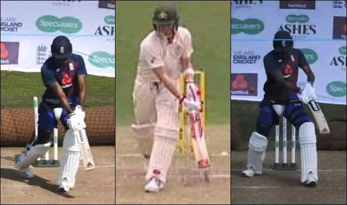 Jofra Archer, Jofra Archer Copies Steve Smith, Jofra Archer imitates Smith's leave, Steve Smith's leave, Eng vs Aus, 3rd Ashes Test, Ashes 2019, Headingley, England vs Australia, Steve Smith ruled out of 3rd Test, Cricket News, Jofra Archer speed