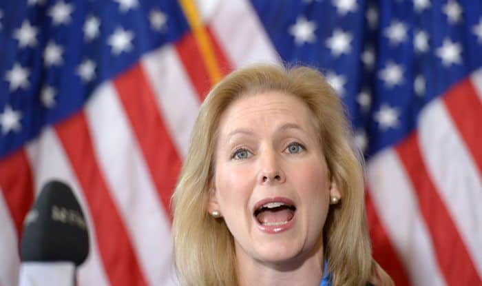 Kirsten Gillibrand, 2020 US Presidential Election, Women's equality