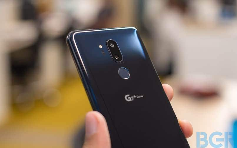 LG G7 ThinQ finally gets Android Pie update in India