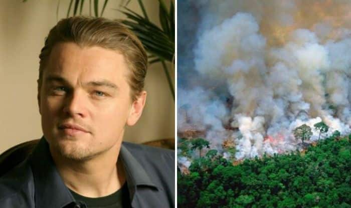 Leonado DiCaprio Raises Concern Over Amazon Ranforest fire