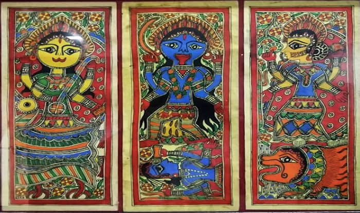 India's Top Folk Painting Forms That Have Survived The Test of Time