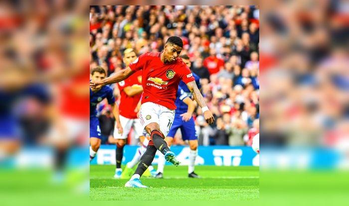 Manchester United Beat Chelsea, MAN-U Beat Chelsea 4-0, Marcus Rashford, Daniel James, Premier League 2019, Premier League match between Manchester United-Chelsea, Anthony Martial