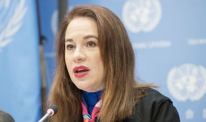 United Nations General Assembly, Maria Fernanda Espinosa, India floods, Kerala, Karnataka