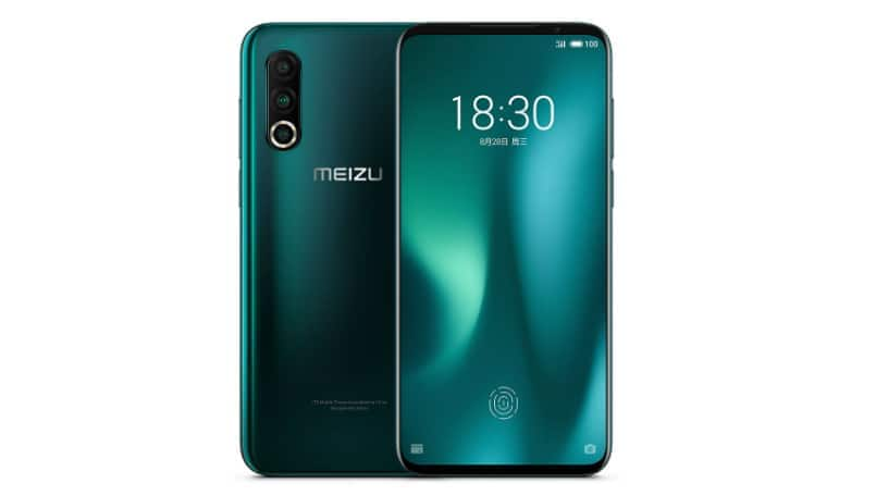 Meizu 16s Pro with AMOLED display, Snapdragon 855 Plus launched: Check full specs, price, availability