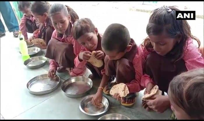 UP: Journalist Who Revealed Children Being Served Roti, Salt Booked For Criminal Conspiracy