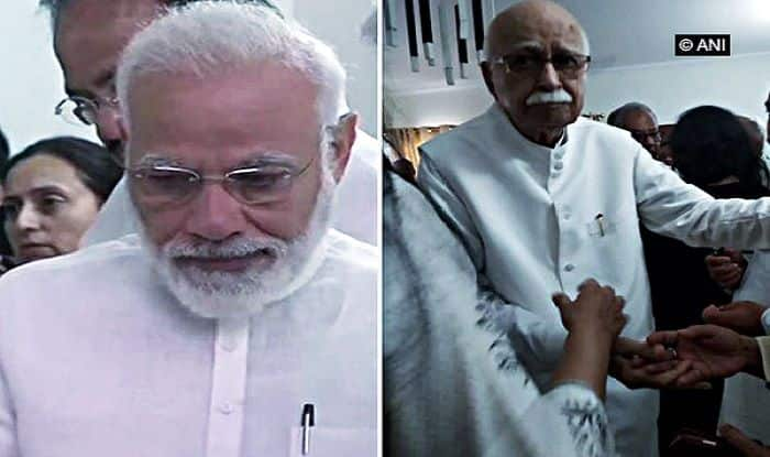 Modi, Advani
