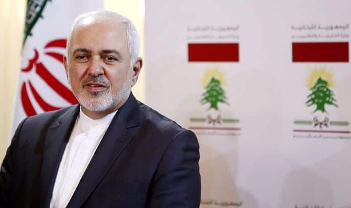 Mohammad Javad Zarif, Middle East, Iran-US tension, 2015 nuclear deal