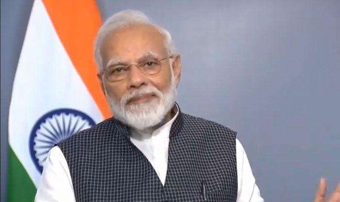 Narendra Modi, Article 370, Jammu and Kashmir, Ladakh, Union Territories