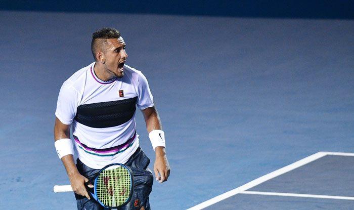 Nick Kyrgios, ATP Cincinnati Masters, Unsportsmanlike conduct, Karen Khachanov