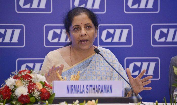 Nirmala Sitharaman, Economic slowdown, Indian economy, Varanasi, Automobile sector
