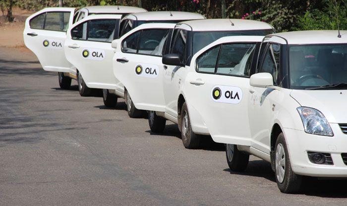 Ola, Cab hailing service, Pikup.ai, Artificial intelligence, Inder Singh, Ritwik Saikia