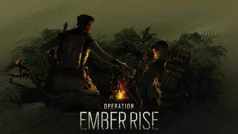 Ubisoft reveals new Rainbow Six operators, map, elite skin and battle pass