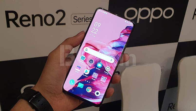 Oppo Reno 2 First Impressions: The twin sibling with quad-camera