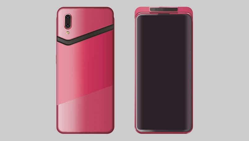 Oppo patents another design for a smartphone with camera slider